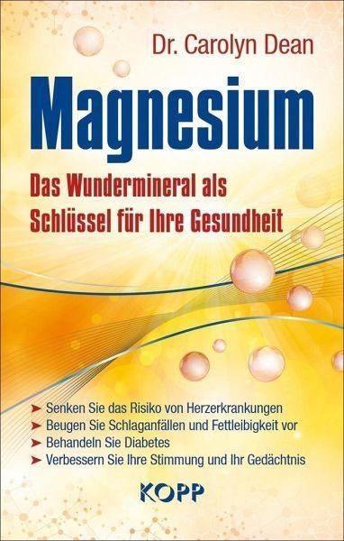 Gebundenes Buch »Magnesium«