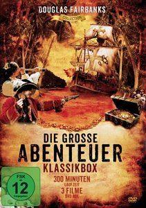 DVD »Die große Abenteuer Klassikbox (Douglas...«