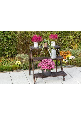 MERXX HANSE GARTENLAND gėlių lentynos BxTxH:...