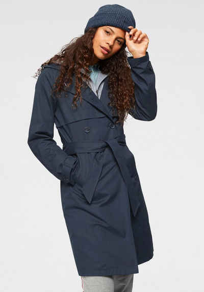 best cheap e58f5 b4b67 Trenchcoats in blau online kaufen | OTTO