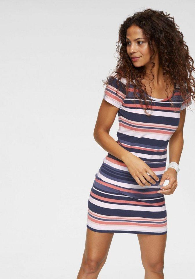 b6c57ba88fe8d2 KangaROOS Shirtkleid im modischen Streifen-Design