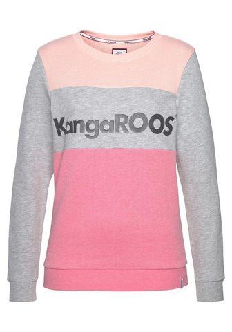 KANGAROOS Sportinio stiliaus megztinis