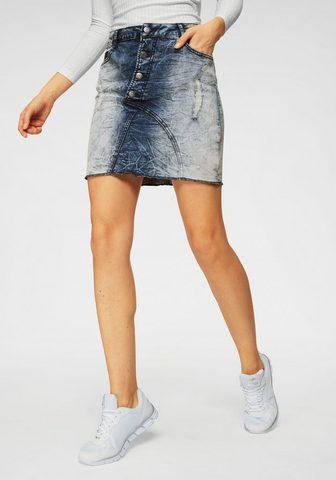 KANGAROOS Džinsinis sijonas
