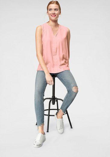 Tom fit Skinny Saum Denim Mit jeans Tailor Ausgefranstem tRrnfqwtB