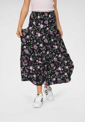 BUFFALO Maxi ilgio sijonas