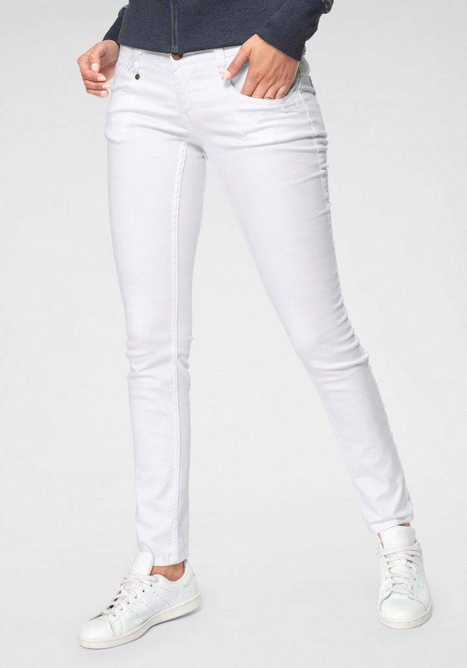 029f26e8e4 GANG Skinny-fit-Jeans »NENA« mit Stretch, Perfekter Sitz durch ...