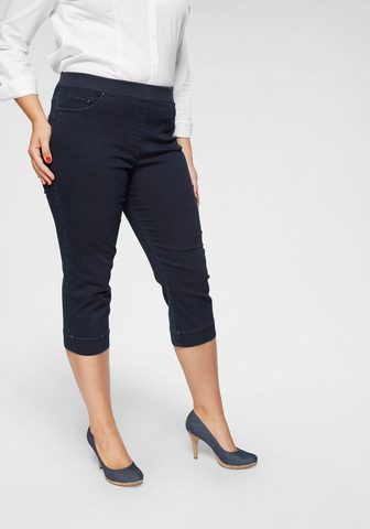 RAPHAELA BY BRAX Капри джинсы »Pamoma«