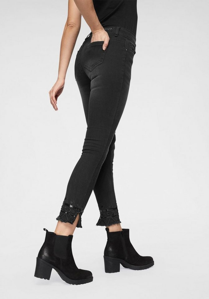 HaILY S Skinny-fit-Jeans »TAMLYN« online kaufen   OTTO dea896f2c9