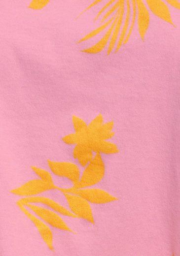 Blättern Denim O'polo Print Allover Print shirt Aus Marc Mit SfPqw7