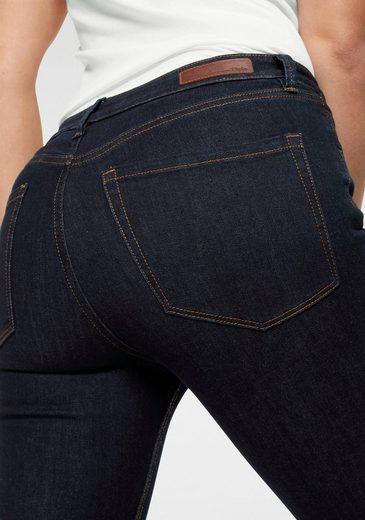 fit Denim Slim Tom Mit Leibhöhe Hoher Tailor jeans wZtgq8g
