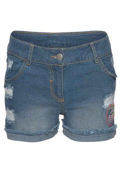 Mädchen Online Mädchen KaufenOtto Shorts Shorts nPw80Ok