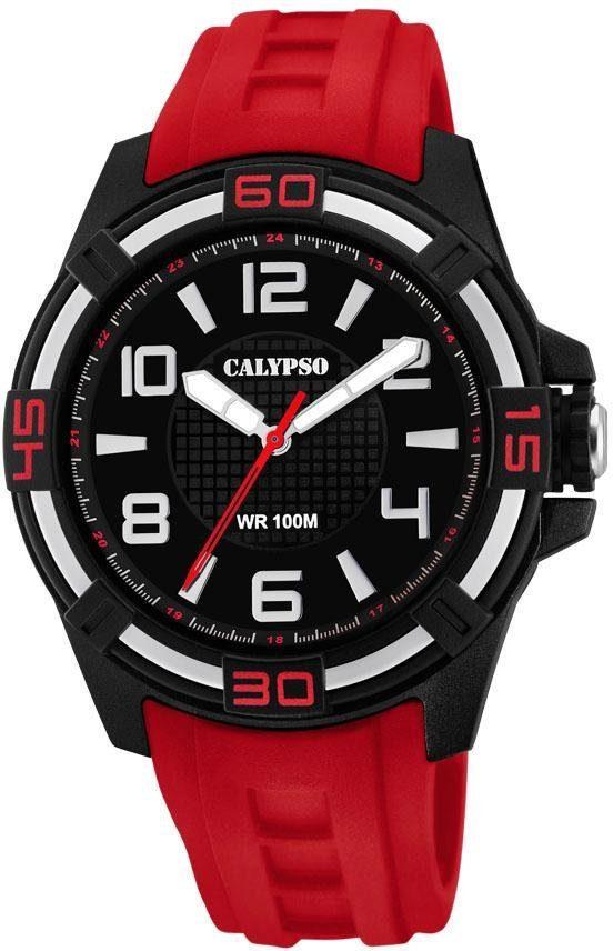 CALYPSO WATCHES Quarzuhr »Street Style, K5760/3«