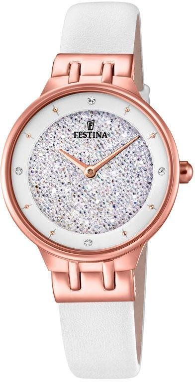Festina Quarzuhr »Mademoiselle, F20406/1«   Uhren > Quarzuhren   Weiß   Festina
