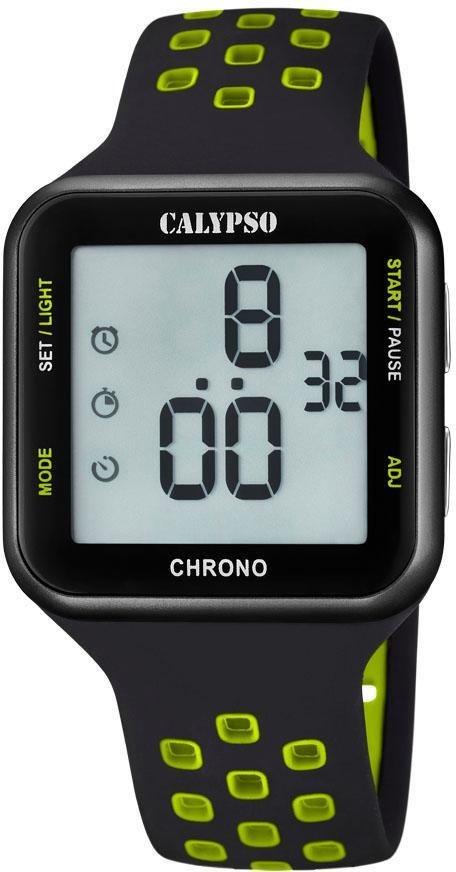 CALYPSO WATCHES Digitaluhr »Color Run, K5748/6« | Uhren > Digitaluhren | Schwarz | CALYPSO WATCHES