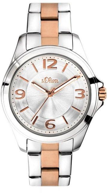 s.Oliver RED LABEL Quarzuhr »SO-3682-MQ« | Uhren > Quarzuhren | s.Oliver RED LABEL
