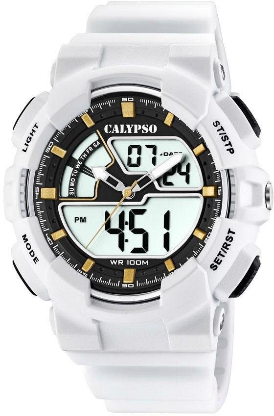 CALYPSO WATCHES Multifunktionsuhr »Digital for Man, K5771/1«