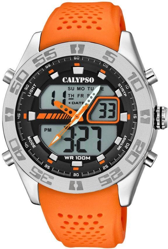 CALYPSO WATCHES Multifunktionsuhr »Street Style, K5774/1«