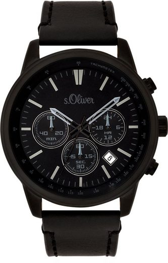 s.Oliver Chronograph »SO-3685-LC«