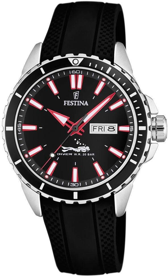 Festina Taucheruhr »The Originals, F20378/2«