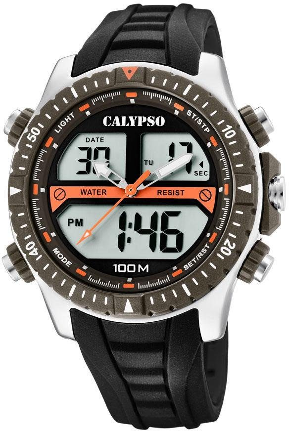 CALYPSO WATCHES Multifunktionsuhr »Street Style, K5773/1«