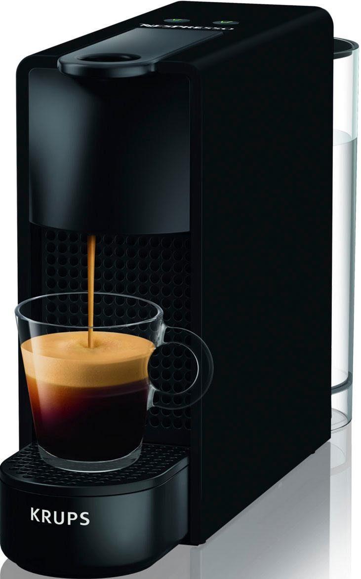 Nespresso Kapselmaschine XN110N Essenza Mini Matt