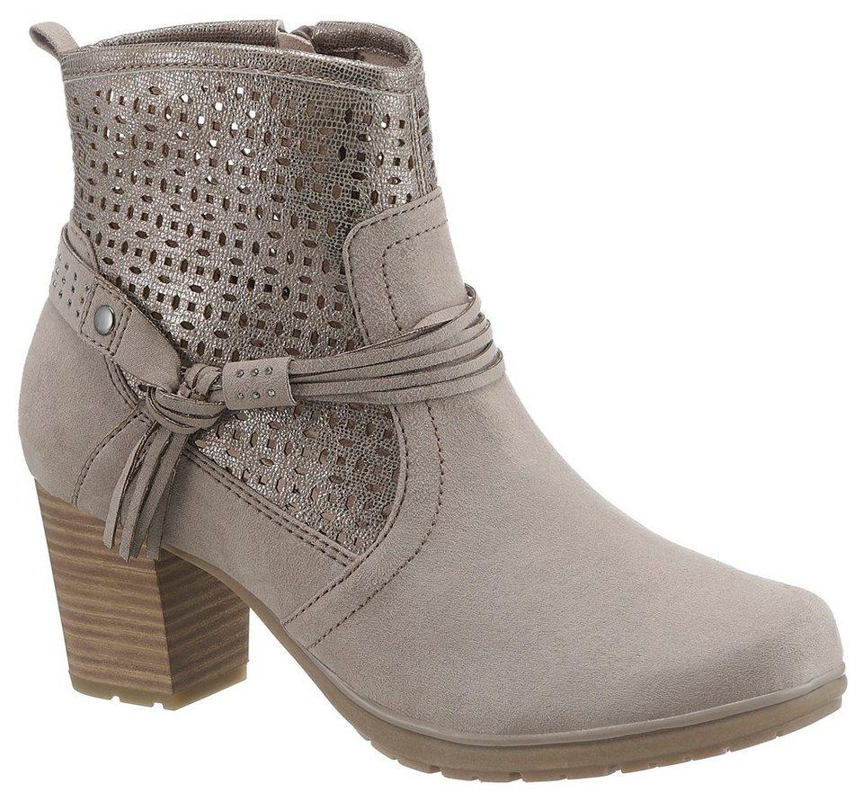 separation shoes eb3d2 4b6cc Jana Stiefelette in Schuhweite G (weit) kaufen   OTTO