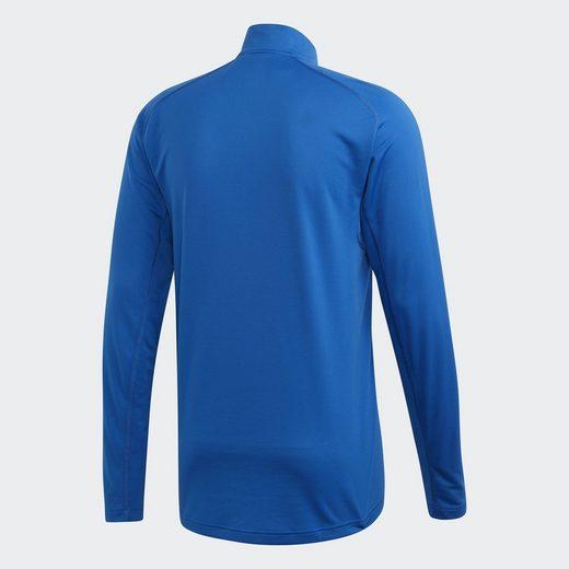 Rocker« Langarmshirt Blue Performance »trace Adidas UVzGLpqMS