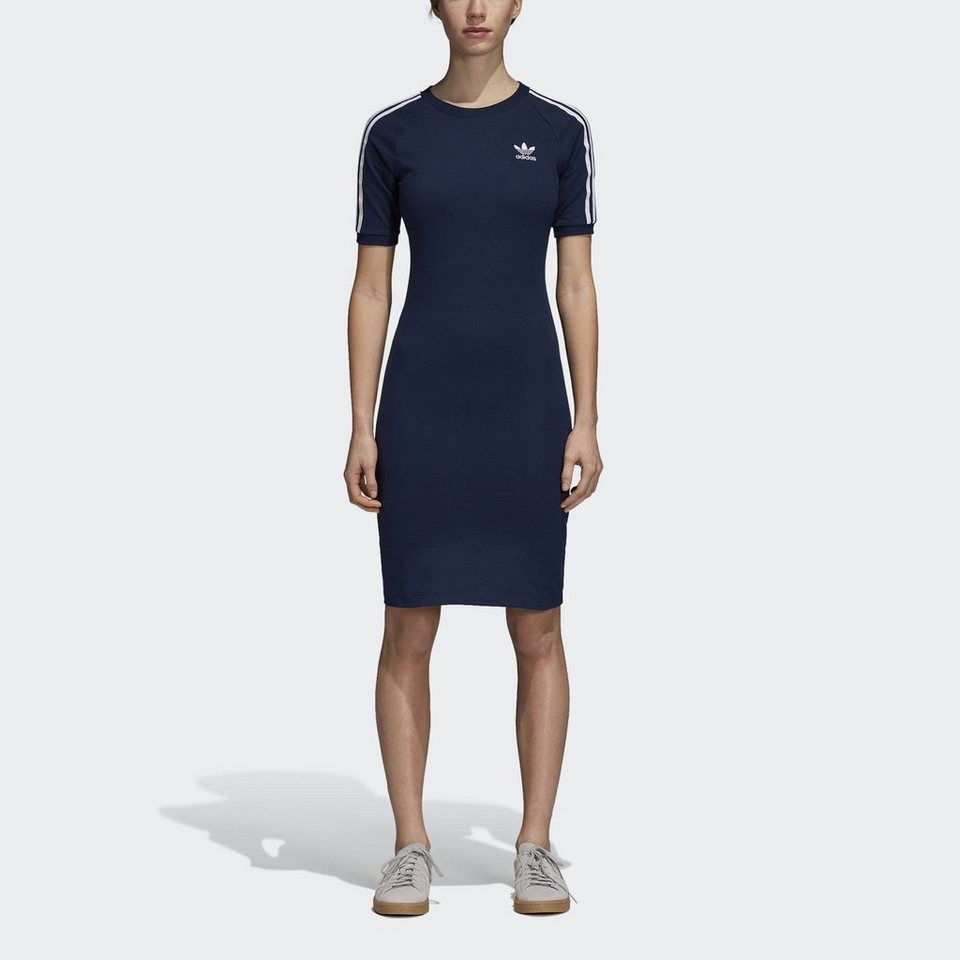 90a85c868597 adidas Originals Shirtkleid »3-Streifen Kleid«   OTTO