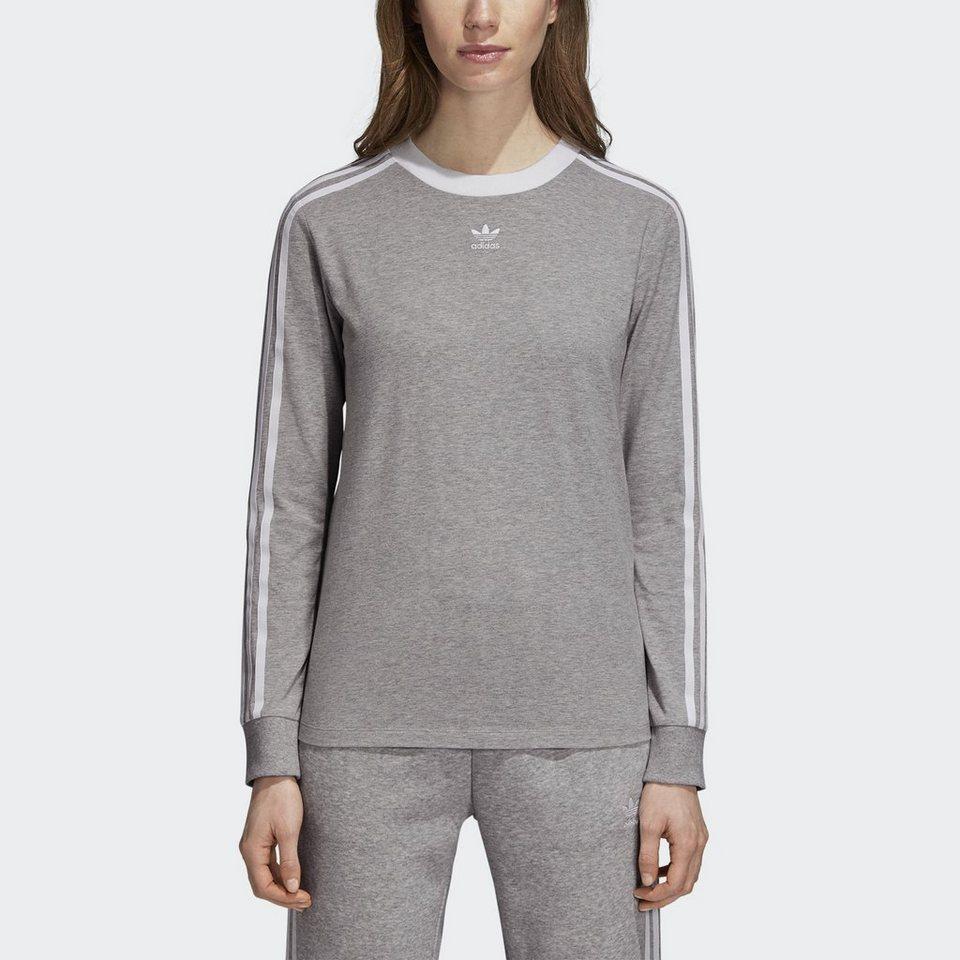 94f1bd572224 adidas Originals Langarmshirt »3-Streifen Longsleeve« online kaufen ...
