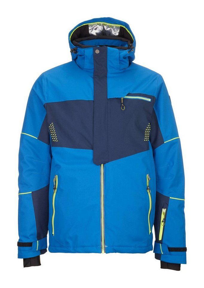 Herren Killtec Skijacke Janu blau | 04061393008970