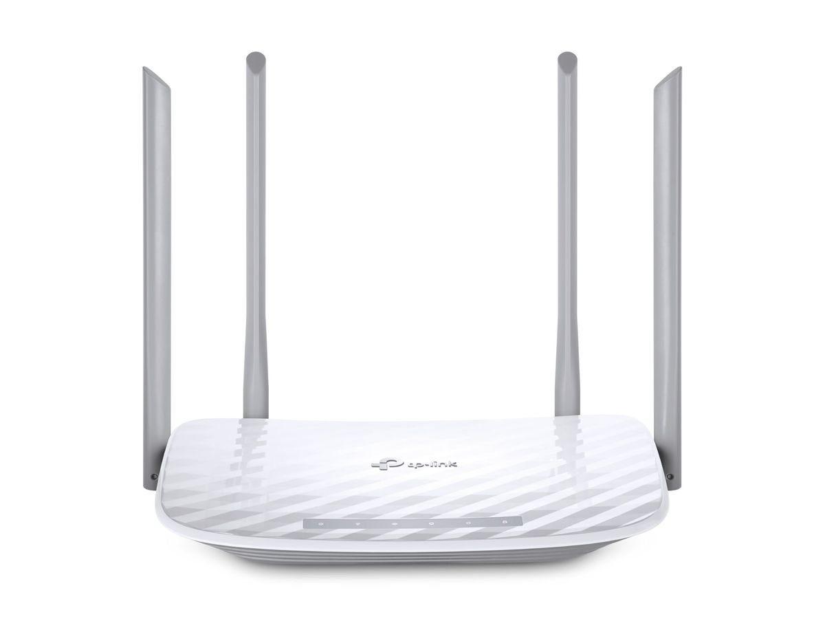 TP-Link Router »Archer C50 AC1200 Dualband Gigabit WLAN Router«