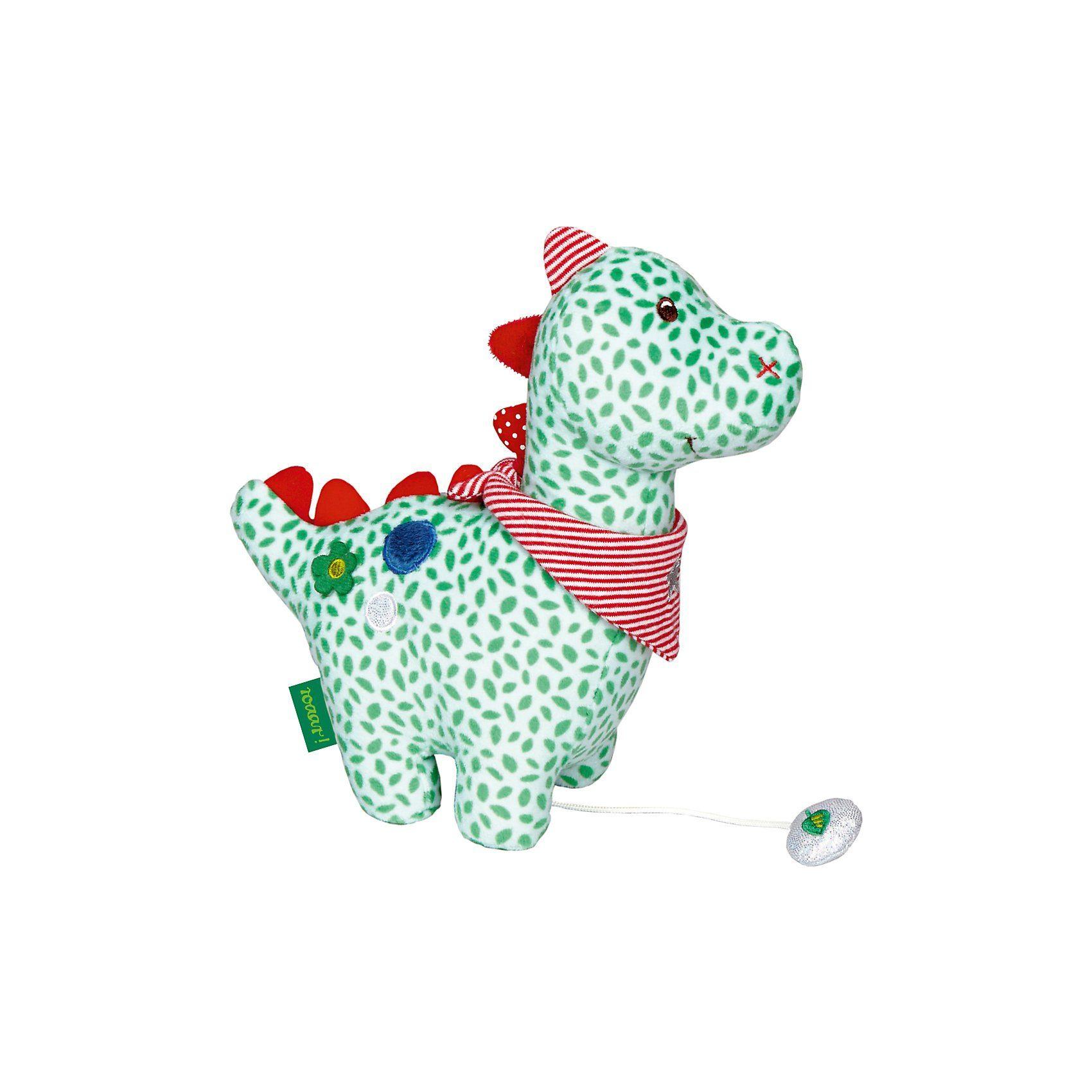 Spiegelburg BabyGlück: Spieluhr Dino (Guten Abend, gute Nacht)