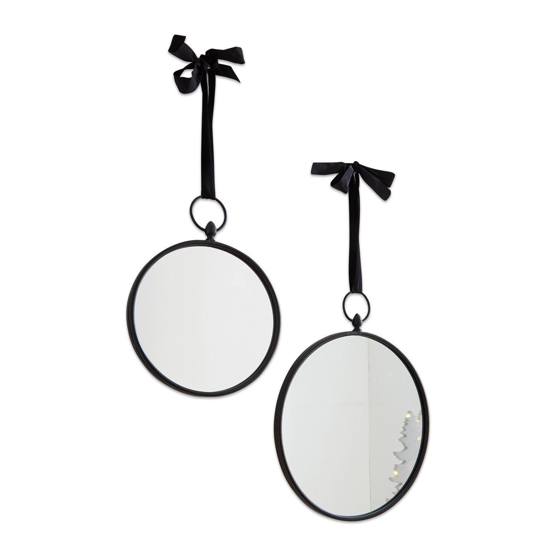 Loberon Spiegel 2er Set »Azir«