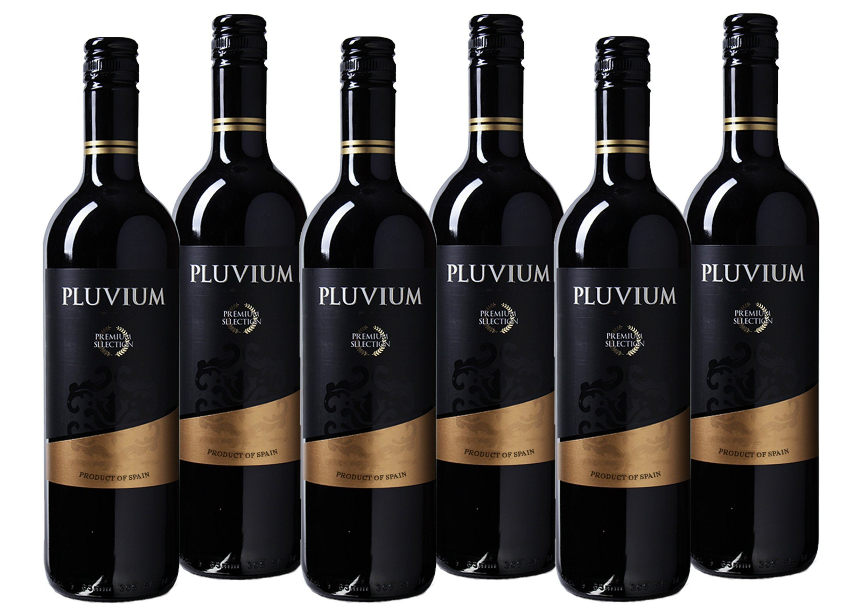 Rotwein aus Spanien »Vino Tinto«