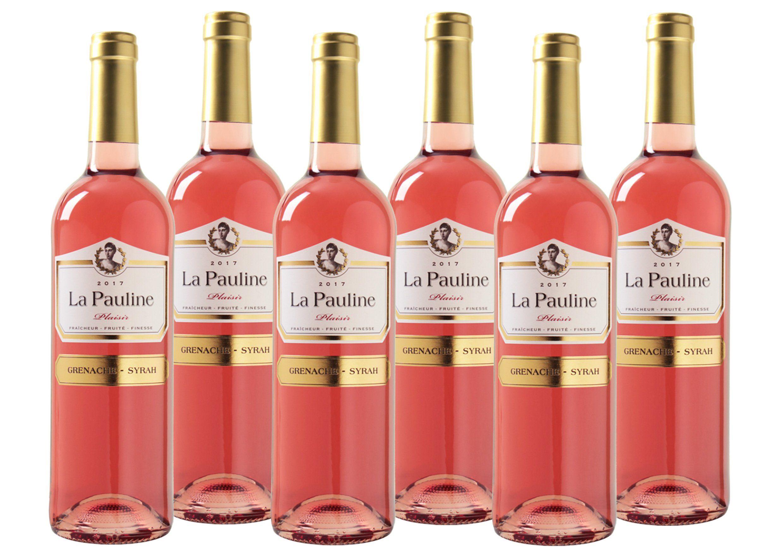 Roséwein aus Frankreich »Grenache-Syrah - Pays d'Oc IGP«