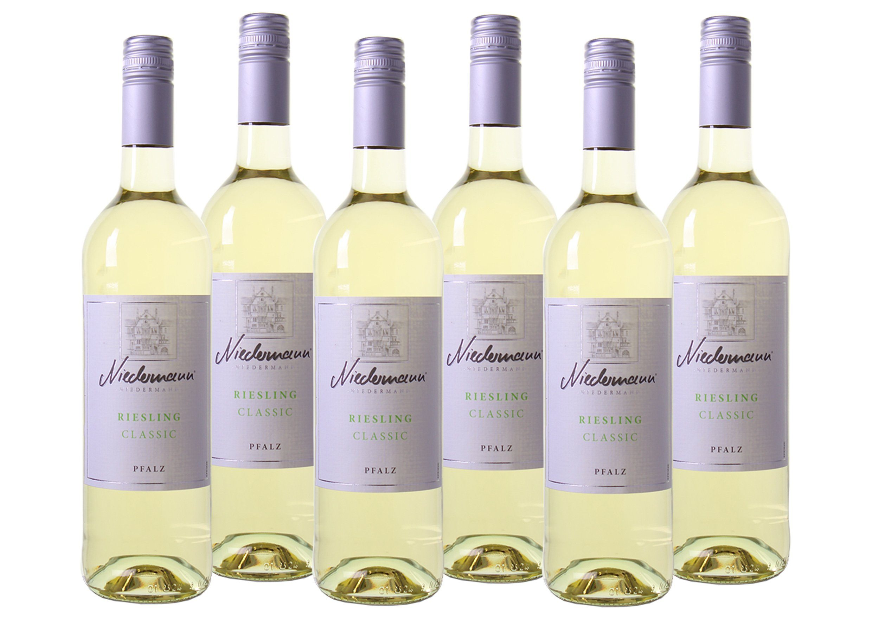Weißwein aus Deutschland »Riesling Classic QbA trocken - Pfalz«