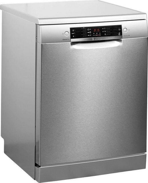 Küchengroßgeräte - BOSCH Standgeschirrspüler 4, SMS46GI01E, 9,5 l, 12 Maßgedecke  - Onlineshop OTTO