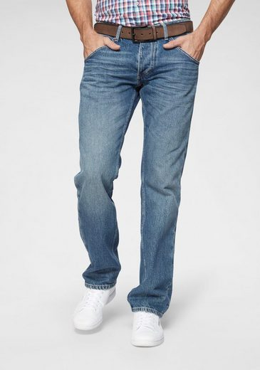 MUSTANG Straight-Jeans »Michigan« gerade geschnitten