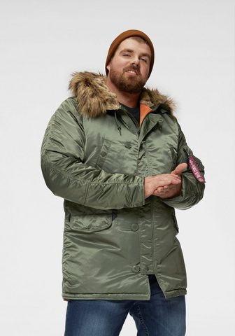 ALPHA INDUSTRIES Куртка парка »N3B VF 59«