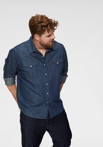 LEVI'S BIG AND TALL Levi's® Big and Tall рубашка джинс...