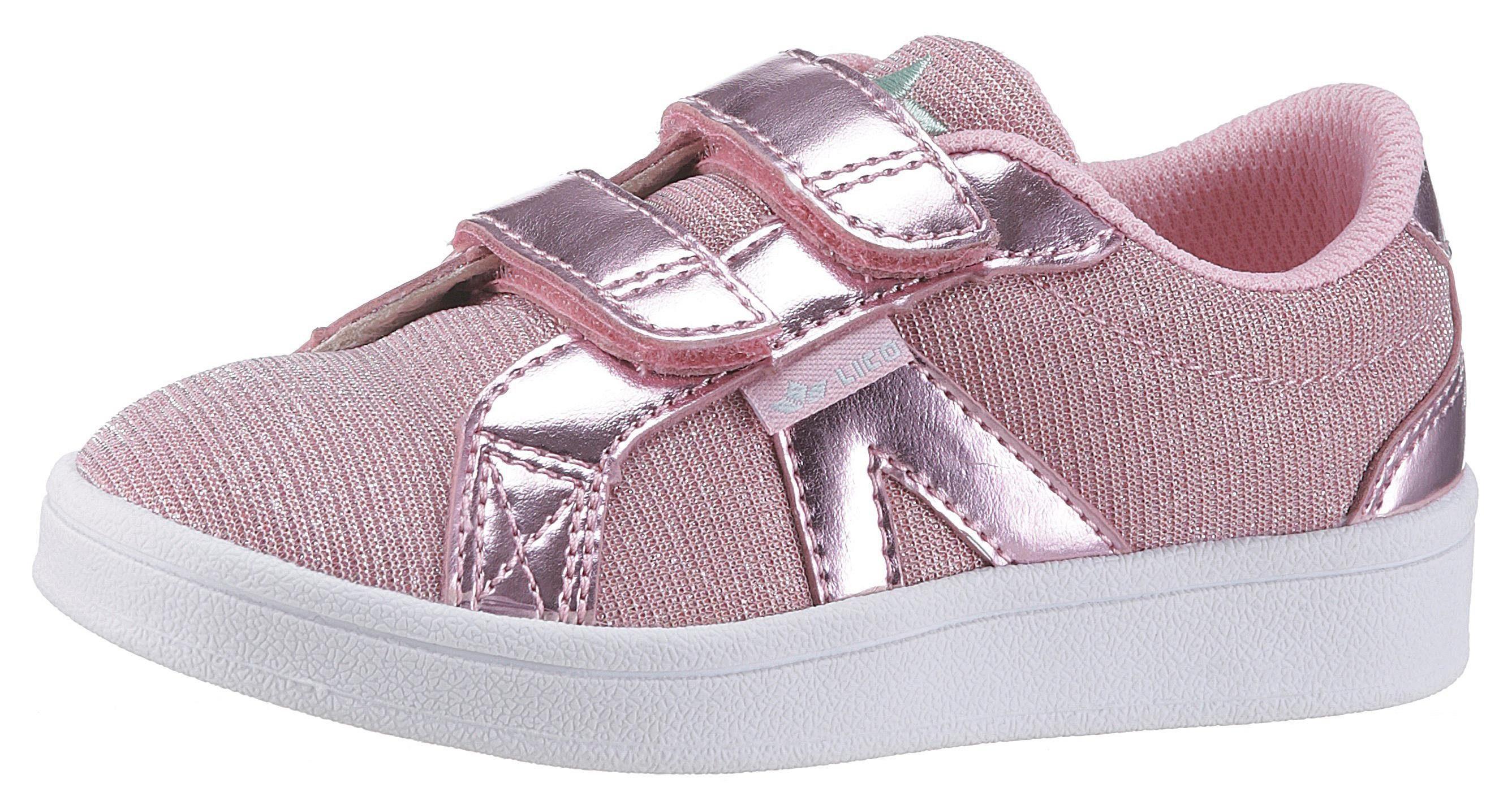 Lico »Frances V« Sneaker mit glitzerndem Mesh