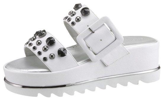 Im Extravaganten Design Tizian Pantolette Louis« »st Shoes O1ScSRI
