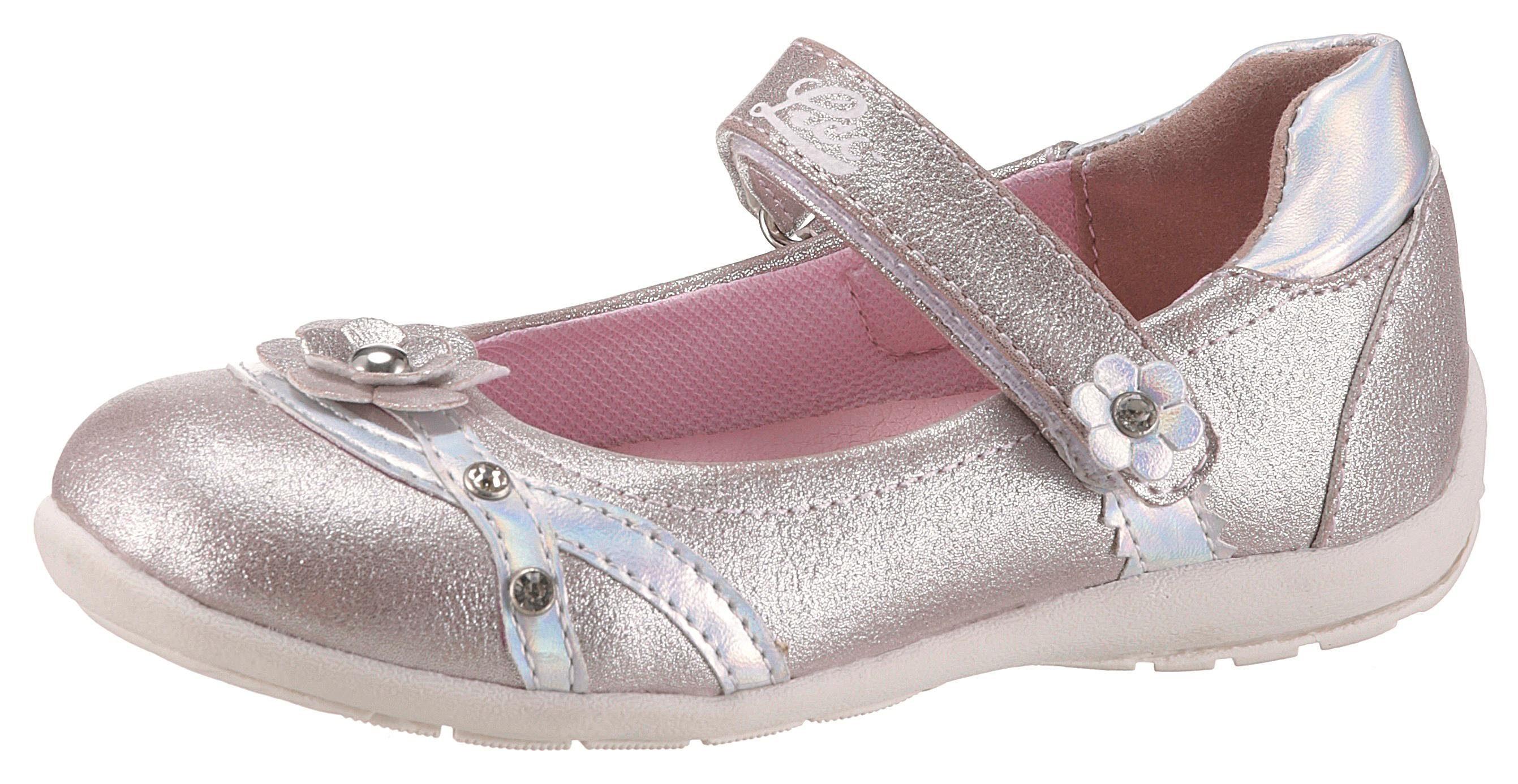 Lico »Mona V« Ballerina mit verstellbarem Klettverschluss online kaufen | OTTO