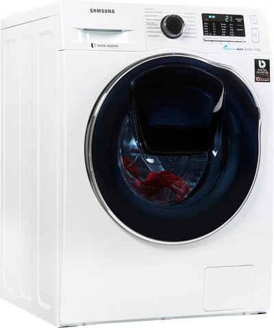Samsung Waschtrockner AddWash WD5500 WD8EK5A00OW/EG, 8 kg/4,5 kg, 1400 U/Min