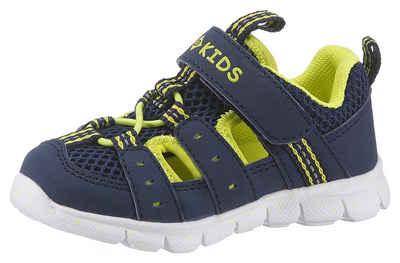 c6c70874373657 BRÜTTING »Timor VS« Sandale mit verstellbarem Klettverschluss