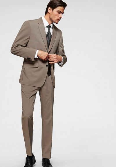 new concept 811ad 1d0af Anzug in beige online kaufen | OTTO
