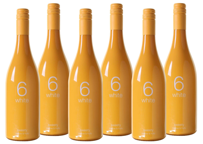 Weißwein aus Frankreich »12,0% 6 x 0,75 Liter - 94Wines ohne Jahrgang«