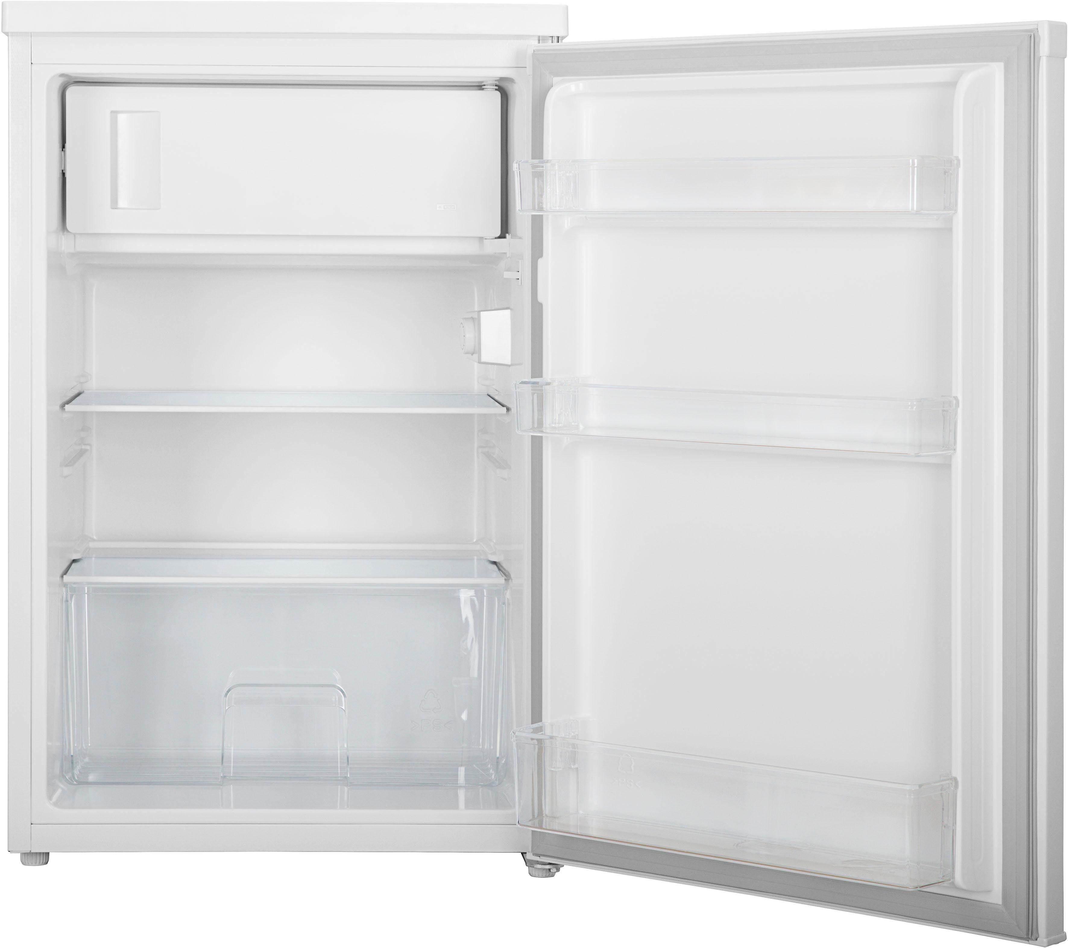 PKM Kühlschrank KS115.4A++T3, 84,5 cm hoch, 56 cm breit