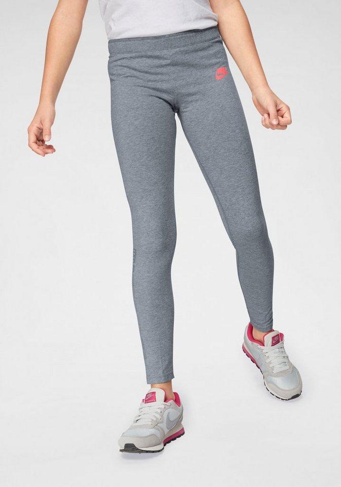 sale retailer for whole family latest Nike Sportswear Leggings »NIKE SPORTSWEAR LEGGINGS FAVORITE«, Mit  Regenbogendruck am Bein online kaufen | OTTO