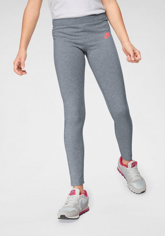 elegant shoes many fashionable info for Nike Sportswear Leggings »NIKE SPORTSWEAR LEGGINGS FAVORITE«, Mit  Regenbogendruck am Bein online kaufen | OTTO